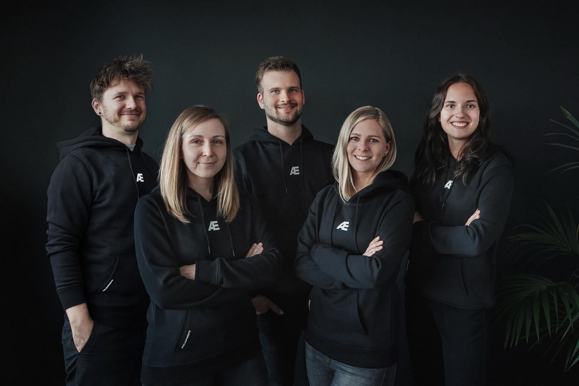 STEILAUFWAERTS Crew